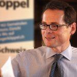 Zürcher Unterländer: Roger Köppel referierte im Heimspiel